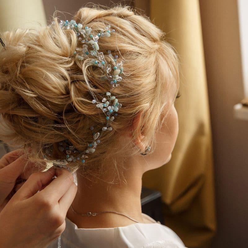 boda peinado mallorca